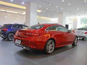 2017款E200 Coupe 4MATIC 整体外观