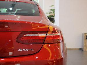 2017款E200 Coupe 4MATIC 尾灯