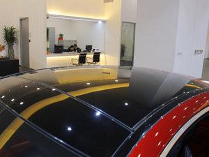 2017款E200 Coupe 4MATIC 车顶