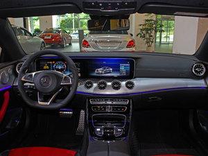 2017款E200 Coupe 4MATIC 全景内饰