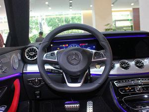 2017款E200 Coupe 4MATIC 方向盘
