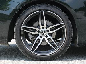 2017款E 300 Coupe 轮胎