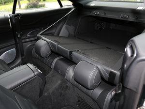 2017款E 300 Coupe 后排座椅放倒