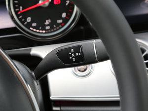 2017款E 300 Coupe 变速挡杆