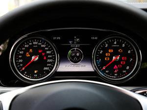 2017款E 300 Coupe 仪表