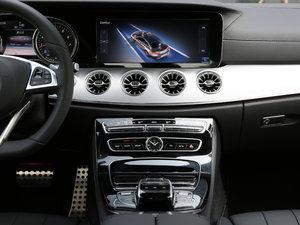 2017款E 300 Coupe 中控台