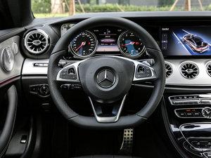 2017款E 300 Coupe 方向盘