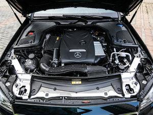 2017款E 300 Coupe 发动机