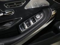中控区奔驰S级双门车窗控制