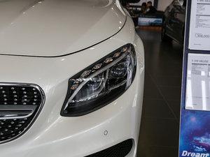 2017款S 400 Coupe 4MATIC 头灯
