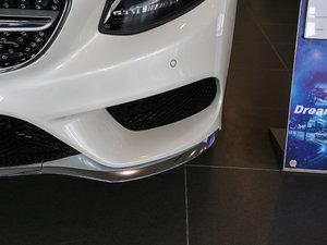2017款S 400 Coupe 4MATIC 雾灯