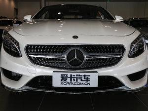2017款S 400 Coupe 4MATIC 中网