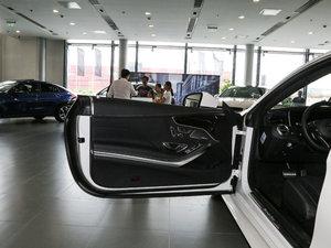 2017款S 400 Coupe 4MATIC 驾驶位车门