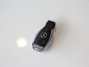 2017款S 400 Coupe 4MATIC 钥匙