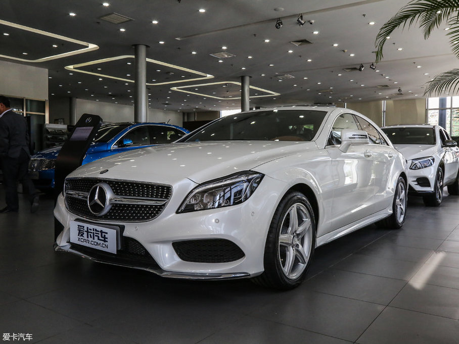2017款奔驰CLS级 CLS 260 逸彩版