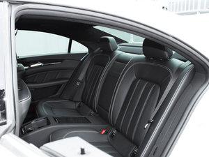 2017款CLS 320 逸彩版 后排座椅