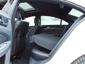 2017款CLS 320 逸彩版 后排座椅放倒