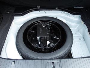2017款CLS 320 逸彩版 备胎