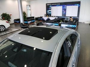 2017款CLS 400 4MATIC 逸彩版 车顶