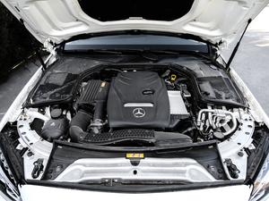 2017款改款 C 200 4MATIC 发动机