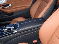 空间座椅奔驰C级Coupe前排中央扶手