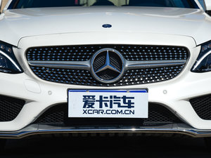 2017款C 200 4MATIC 轿跑车 中网