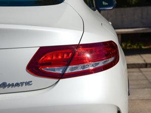 2017款C 200 4MATIC 轿跑车 尾灯