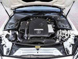 2017款C 200 4MATIC 轿跑车 发动机