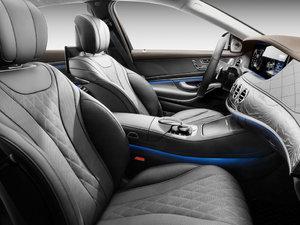 2017款S 560e 空间座椅