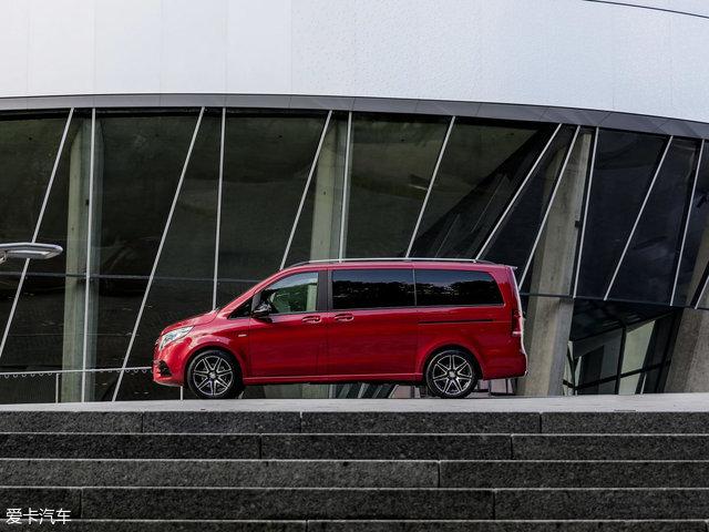 奔驰(进口)2017款奔驰V级
