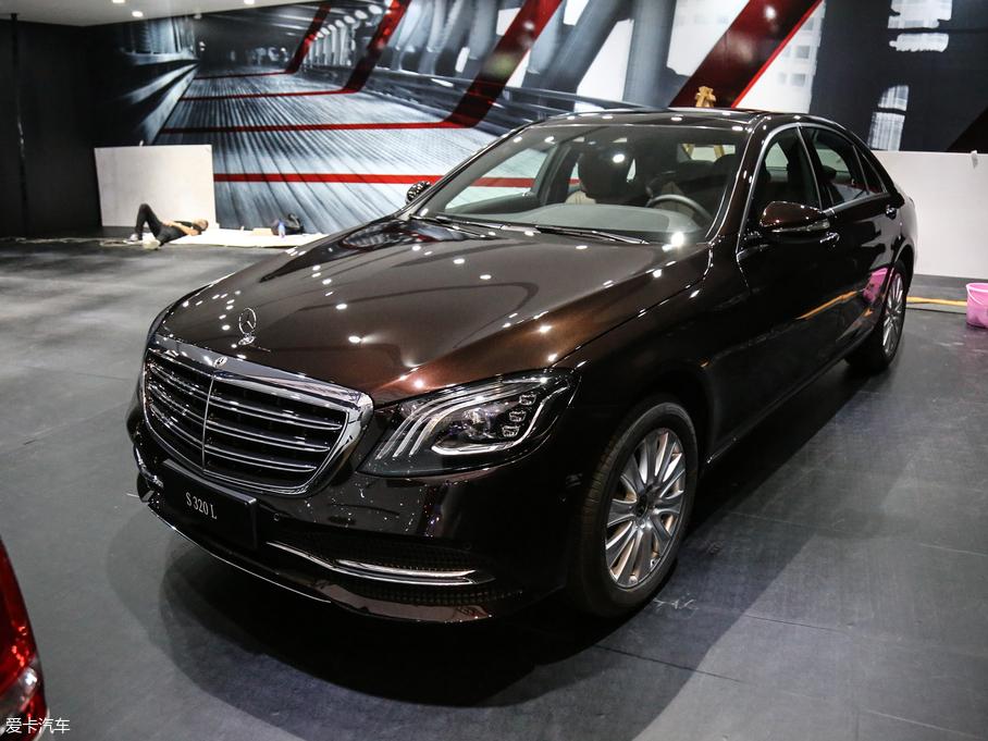 2019款奔驰S级 S 320 L