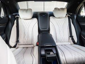 2018款S 560 4MATIC 空间座椅