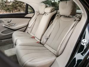 2018款S 450 L 后排座椅
