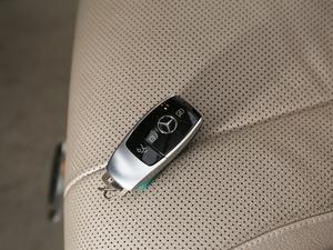 2018款S 450 L 钥匙