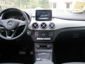 2017款B 200 动感型 中控台