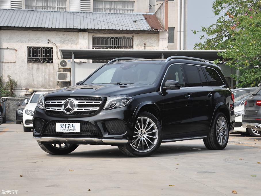 奔驰GLS级(加装车)优惠4万 购车送礼包