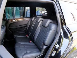 2018款改款 GLS 400 4MATIC 动感型 后排座椅