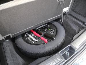 2018款改款 GLS 400 4MATIC 动感型 备胎