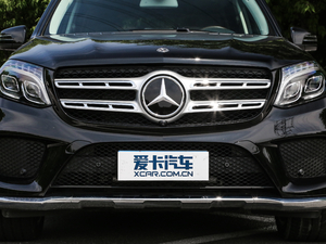 2018款改款 GLS 500 4MATIC 中网