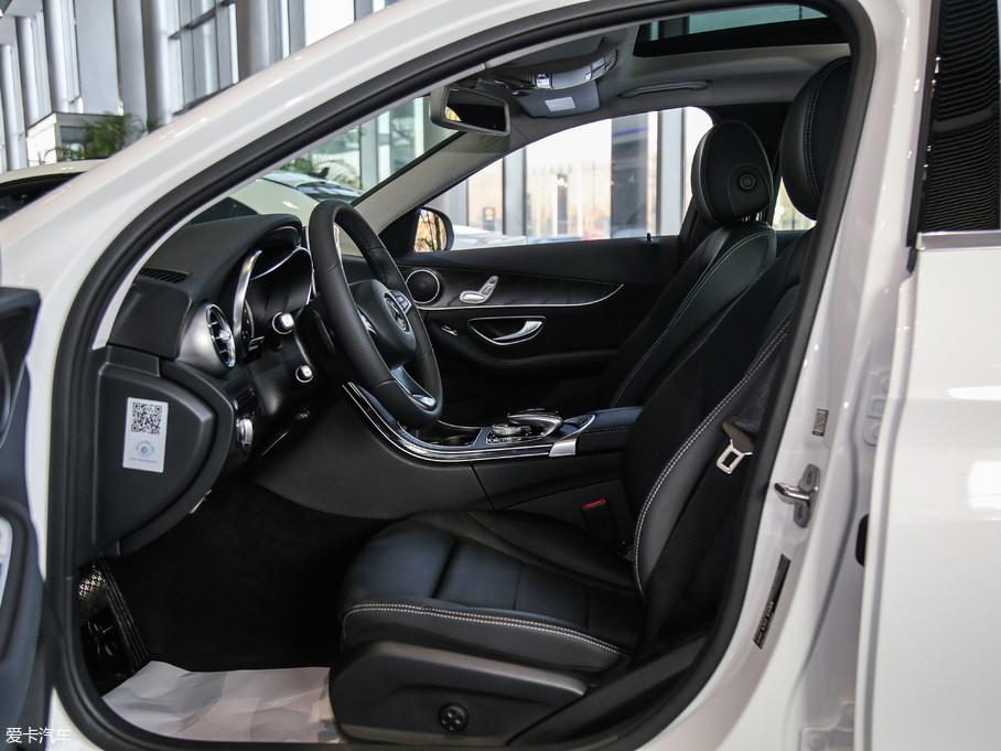 2018款奔驰C级旅行车C 200