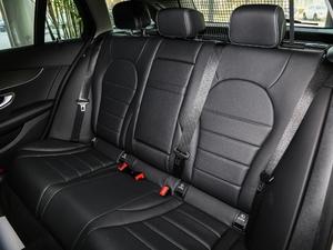 2018款C 200 后排座椅