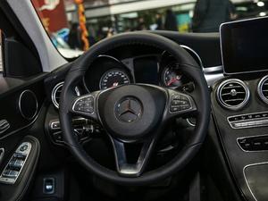 2018款C 300 方向盘
