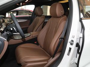 2019款E 200 运动版 4MATIC 前排座椅