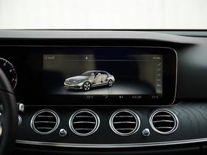 2019款E 300 运动版 中控台显示屏