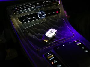 2018款CLS 350 4MATIC 钥匙