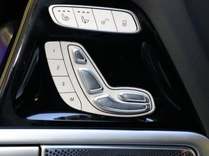 2019款G 500 座椅调节