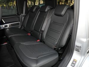 2019款G 500 后排座椅