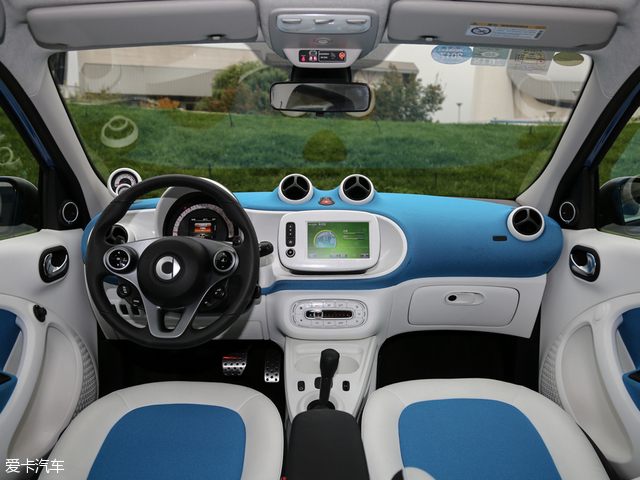 smart2016款smart forfour