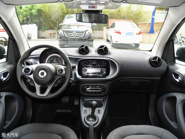 smart2017款smart fortwo