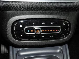 2017款1.0L 硬顶挚爱特别版 空调调节
